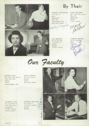 Page 10, 1951 Edition, Hamilton Township High School - Hamiltonian Yearbook (Columbus, OH) online yearbook collection
