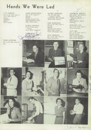Page 11, 1951 Edition, Hamilton Township High School - Hamiltonian Yearbook (Columbus, OH) online yearbook collection