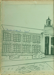 Page 2, 1951 Edition, Hamilton Township High School - Hamiltonian Yearbook (Columbus, OH) online yearbook collection