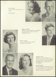 Page 19, 1956 Edition, Hamilton Township High School - Hamiltonian Yearbook (Columbus, OH) online yearbook collection