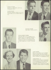 Page 21, 1956 Edition, Hamilton Township High School - Hamiltonian Yearbook (Columbus, OH) online yearbook collection