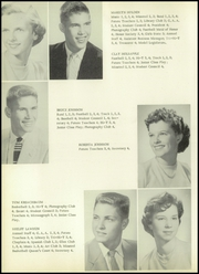 Page 22, 1956 Edition, Hamilton Township High School - Hamiltonian Yearbook (Columbus, OH) online yearbook collection