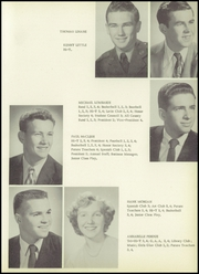 Page 23, 1956 Edition, Hamilton Township High School - Hamiltonian Yearbook (Columbus, OH) online yearbook collection