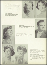 Page 25, 1956 Edition, Hamilton Township High School - Hamiltonian Yearbook (Columbus, OH) online yearbook collection