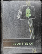 Hamilton Township High School - Hamiltonian Yearbook (Columbus, OH) online yearbook collection, 1958 Edition, Page 1
