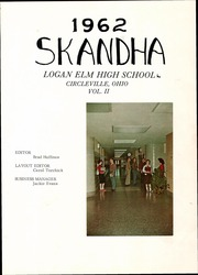 Page 5, 1962 Edition, Logan Elm High School - Skandha Yearbook (Circleville, OH) online yearbook collection