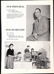 Page 9, 1962 Edition, Logan Elm High School - Skandha Yearbook (Circleville, OH) online yearbook collection