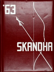 1963 Edition, Logan Elm High School - Skandha Yearbook (Circleville, OH)