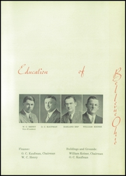Page 13, 1935 Edition, Bellevue High School - Comet Yearbook (Bellevue, OH) online yearbook collection