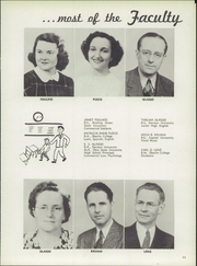 Page 15, 1950 Edition, Bellevue High School - Comet Yearbook (Bellevue, OH) online yearbook collection