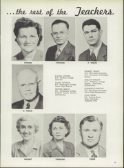 Page 17, 1950 Edition, Bellevue High School - Comet Yearbook (Bellevue, OH) online yearbook collection