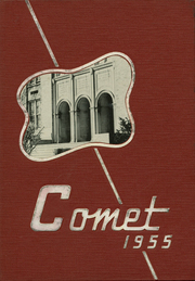 1955 Edition, Bellevue High School - Comet Yearbook (Bellevue, OH)