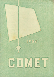 1956 Edition, Bellevue High School - Comet Yearbook (Bellevue, OH)