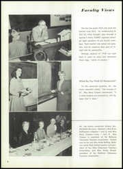 Page 10, 1958 Edition, Bellevue High School - Comet Yearbook (Bellevue, OH) online yearbook collection