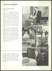 Page 11, 1958 Edition, Bellevue High School - Comet Yearbook (Bellevue, OH) online yearbook collection