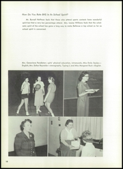Page 14, 1958 Edition, Bellevue High School - Comet Yearbook (Bellevue, OH) online yearbook collection