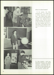 Page 16, 1958 Edition, Bellevue High School - Comet Yearbook (Bellevue, OH) online yearbook collection