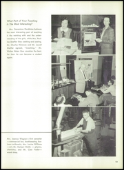 Page 17, 1958 Edition, Bellevue High School - Comet Yearbook (Bellevue, OH) online yearbook collection