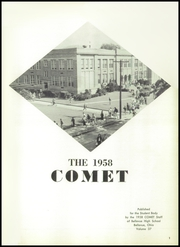 Page 5, 1958 Edition, Bellevue High School - Comet Yearbook (Bellevue, OH) online yearbook collection