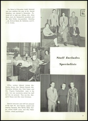 Page 9, 1958 Edition, Bellevue High School - Comet Yearbook (Bellevue, OH) online yearbook collection
