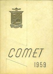 1959 Edition, Bellevue High School - Comet Yearbook (Bellevue, OH)