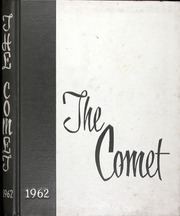 1962 Edition, Bellevue High School - Comet Yearbook (Bellevue, OH)