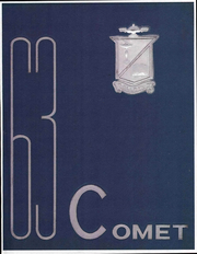 1963 Edition, Bellevue High School - Comet Yearbook (Bellevue, OH)