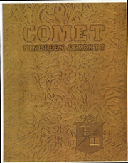 1970 Edition, Bellevue High School - Comet Yearbook (Bellevue, OH)