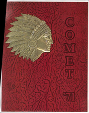 1971 Edition, Bellevue High School - Comet Yearbook (Bellevue, OH)
