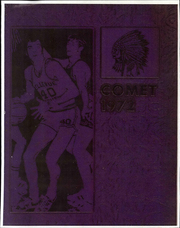 1972 Edition, Bellevue High School - Comet Yearbook (Bellevue, OH)