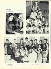 Page 14, 1972 Edition, Bellevue High School - Comet Yearbook (Bellevue, OH) online yearbook collection