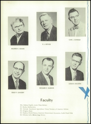Page 10, 1957 Edition, Midview High School - Log Yearbook (Grafton, OH) online yearbook collection