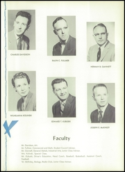 Page 11, 1957 Edition, Midview High School - Log Yearbook (Grafton, OH) online yearbook collection