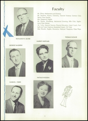 Page 13, 1957 Edition, Midview High School - Log Yearbook (Grafton, OH) online yearbook collection