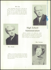 Page 9, 1957 Edition, Midview High School - Log Yearbook (Grafton, OH) online yearbook collection