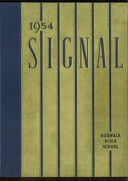 1954 Edition, Norwalk High School - Signal Yearbook (Norwalk, OH)