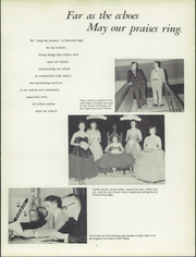 Page 11, 1956 Edition, Norwalk High School - Signal Yearbook (Norwalk, OH) online yearbook collection