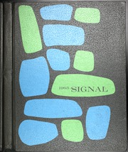 1963 Edition, Norwalk High School - Signal Yearbook (Norwalk, OH)