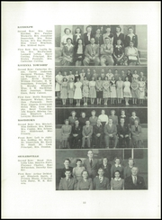 Page 16, 1948 Edition, Aurora High School - Borealis Yearbook (Aurora, OH) online yearbook collection
