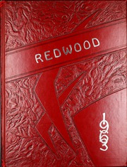 1963 Edition, Crestwood High School - Redwood Yearbook (Mantua, OH)