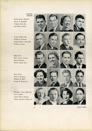 Page 12, 1937 Edition, South High School - Warrior Yearbook (Youngstown, OH) online yearbook collection