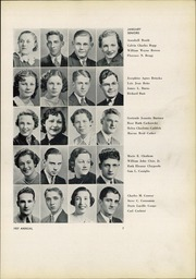 Page 13, 1937 Edition, South High School - Warrior Yearbook (Youngstown, OH) online yearbook collection