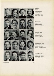 Page 17, 1937 Edition, South High School - Warrior Yearbook (Youngstown, OH) online yearbook collection