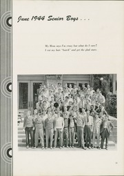 Page 57, 1943 Edition, South High School - Warrior Yearbook (Youngstown, OH) online yearbook collection