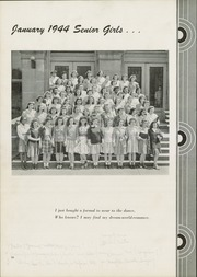 Page 60, 1943 Edition, South High School - Warrior Yearbook (Youngstown, OH) online yearbook collection