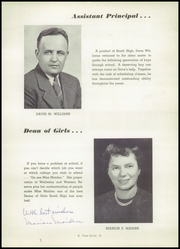 Page 11, 1952 Edition, South High School - Warrior Yearbook (Youngstown, OH) online yearbook collection