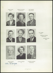 Page 14, 1952 Edition, South High School - Warrior Yearbook (Youngstown, OH) online yearbook collection