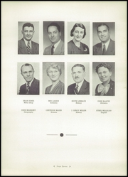 Page 15, 1952 Edition, South High School - Warrior Yearbook (Youngstown, OH) online yearbook collection
