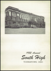 Page 5, 1952 Edition, South High School - Warrior Yearbook (Youngstown, OH) online yearbook collection