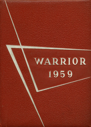 Page 1, 1959 Edition, South High School - Warrior Yearbook (Youngstown, OH) online yearbook collection